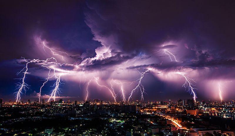 Расписание магнитных бурь в августе 2020 года