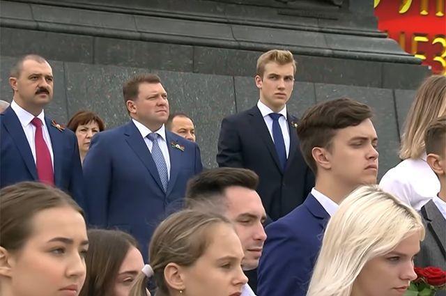 """""""Это просто краш на все века"""": в сети обсуждают фото младшего сына Александра Лукашенко"""