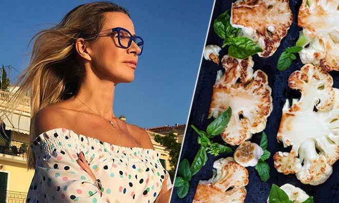 «Сожженная» капуста: Ника Белоцерковская рассказала уникальный рецепт