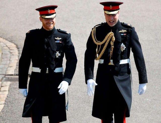 Братья объединились: принцы Гарри и Уильям готовят совместный подарок к 60-летию принцессы Дианы