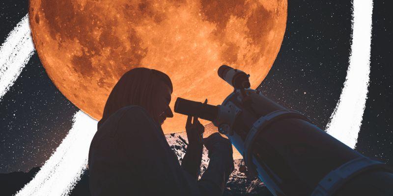 Наедине со вселенной: с чего начать наблюдение за звездами