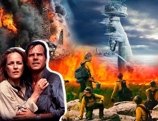 ТОП-5 фильмов-катастроф. Когда природа разносит весь мир в щепки