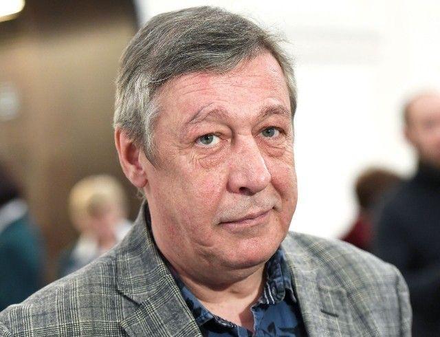 Михаила Ефремова экстренно доставили в реанимацию. Что известно о состоянии актера?