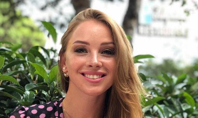 Полина Диброва пожаловалась, что набрала 6 килограммов в отпуске