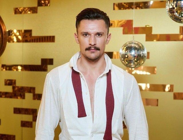 """Тарас Цимбалюк сделал предложение любимой в прямом эфире """"Танців з зірками"""""""