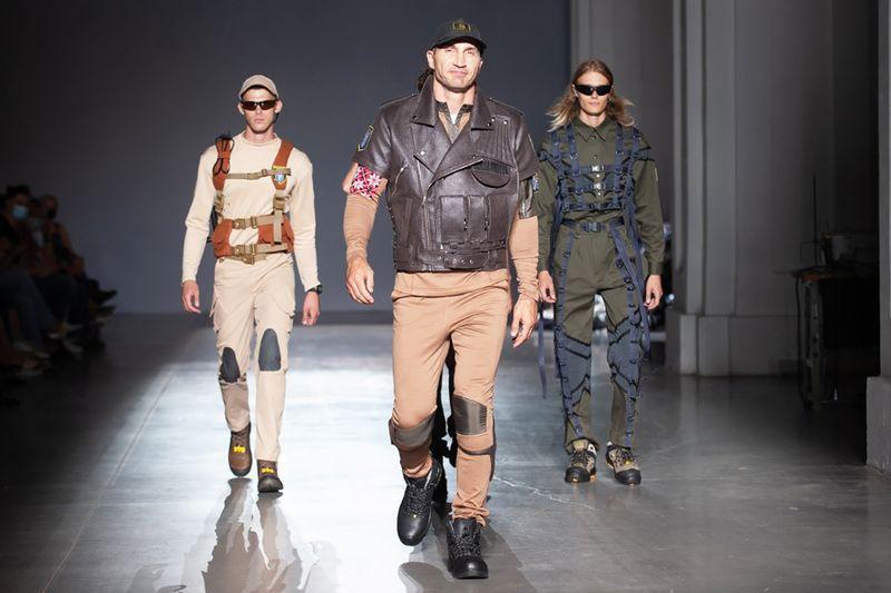 Третий день UFW NoSS 2021: муниципальная коллекция, викторианская мода и авангард (ФОТО)