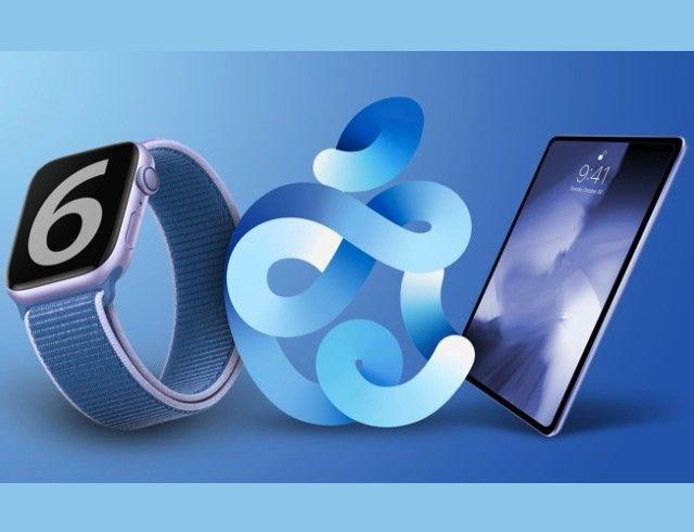 """""""Умные"""" часы и новый iPad. Все, что нужно знать о презентации Apple"""