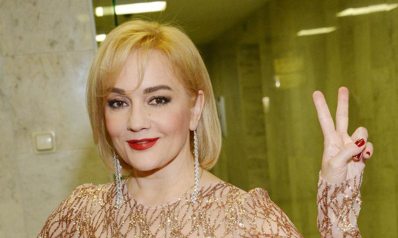 51-летняя Буланова впервые рассказала о новом бойфренде
