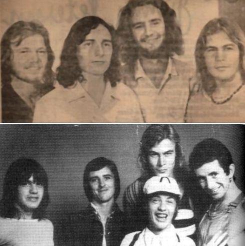 Умер Пол Мэттерс, бывший участник AC/DC...