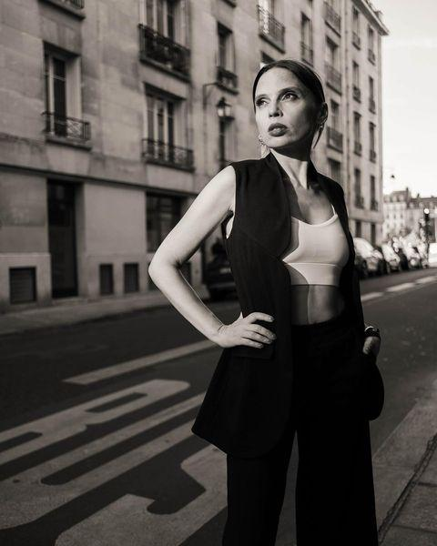 """""""Это был период экспериментов"""": Ирена Карпа рассказала о своем романе с известным рокером"""